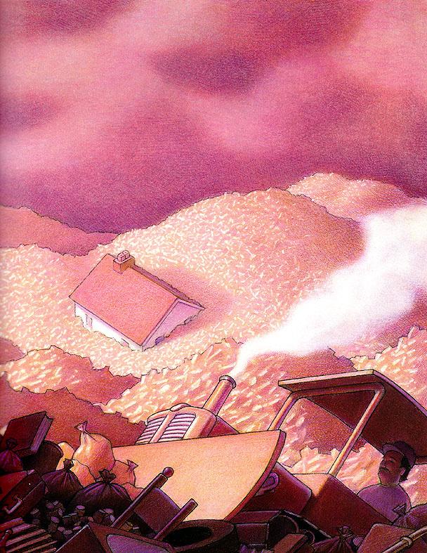 Крис Ван Оллсбург. Иллюстрация 62