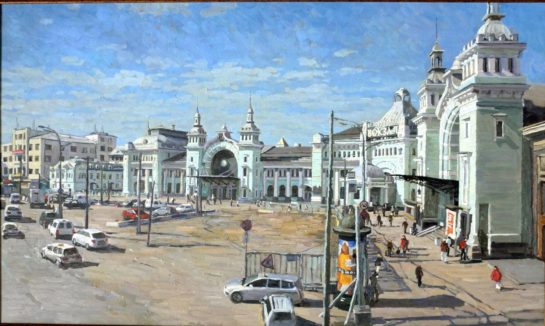 Василий Васильевич Куракса. Belorussky Station