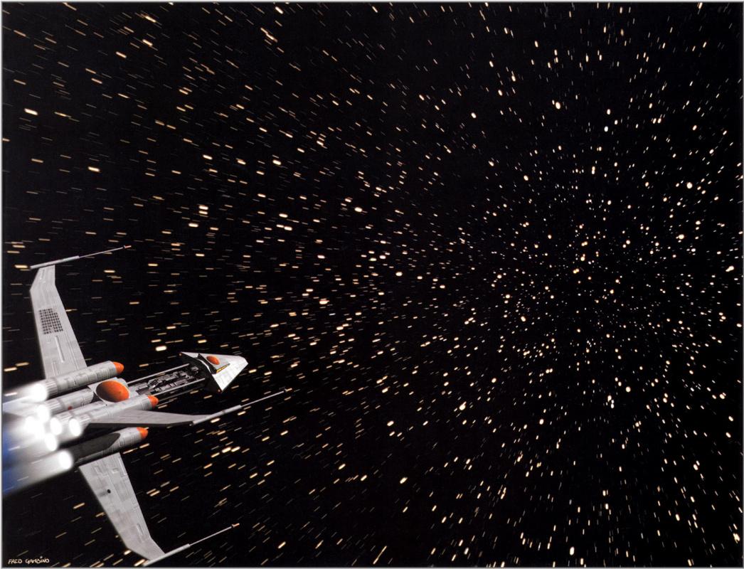 Fred Gambino. Space