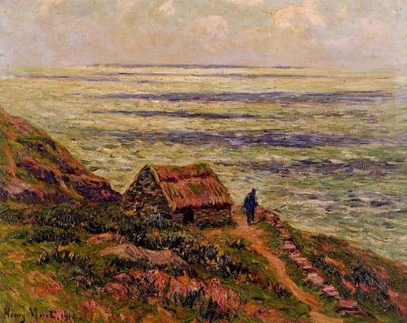 Henry Moret. Rock Djebbour