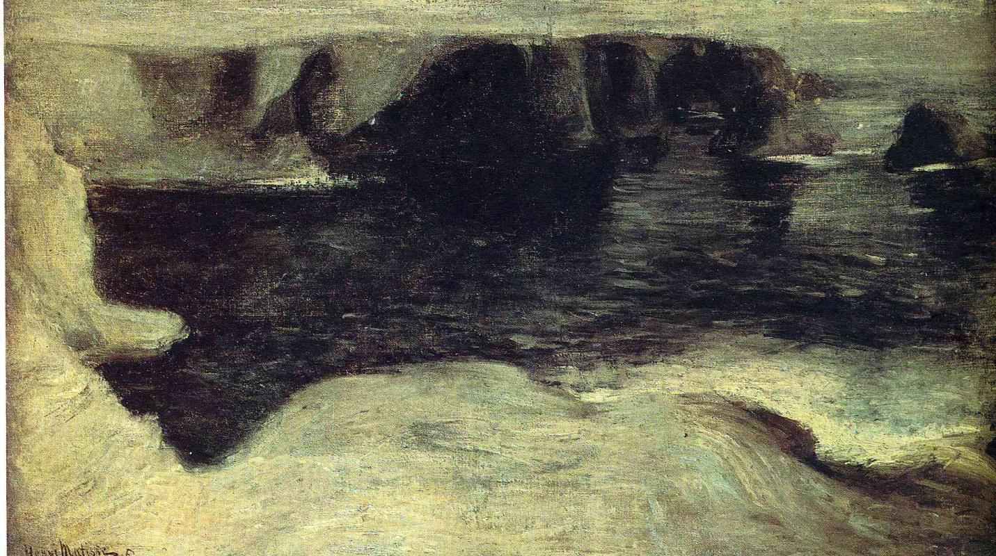 Henri Matisse. Landscape