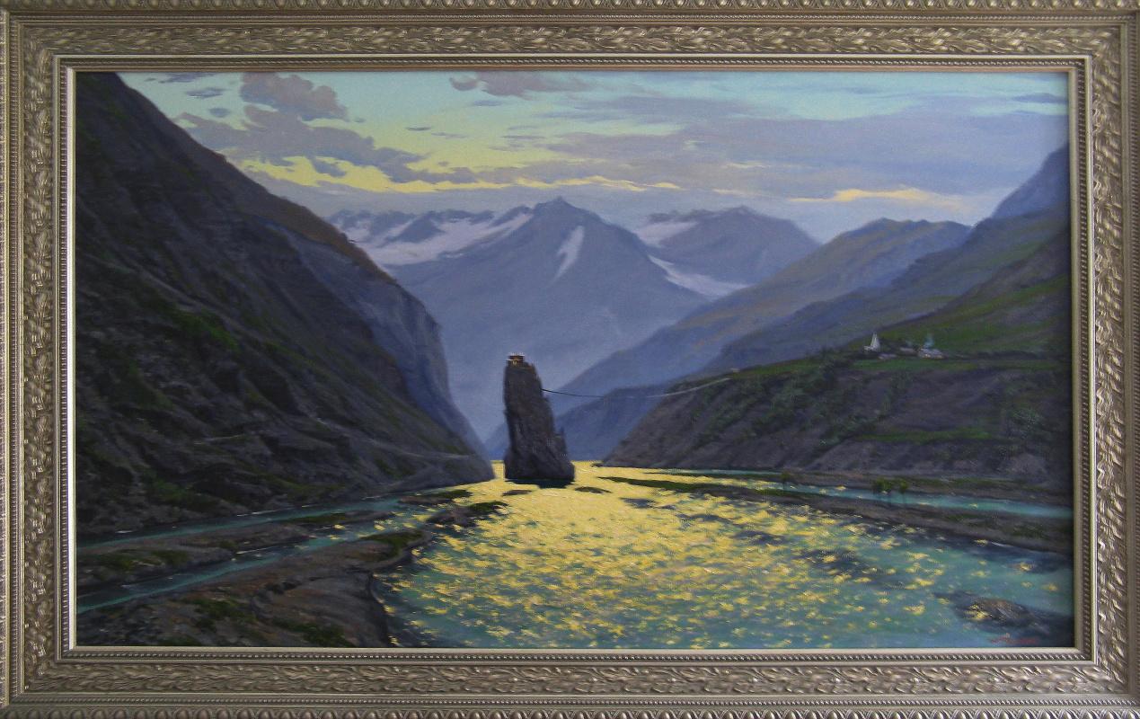 "Артём Юрьевич Пучков. ""Обитель мудрости"" Тибет"