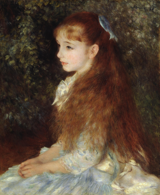 Portrait of Irene Caen d'anver (Little Irene)