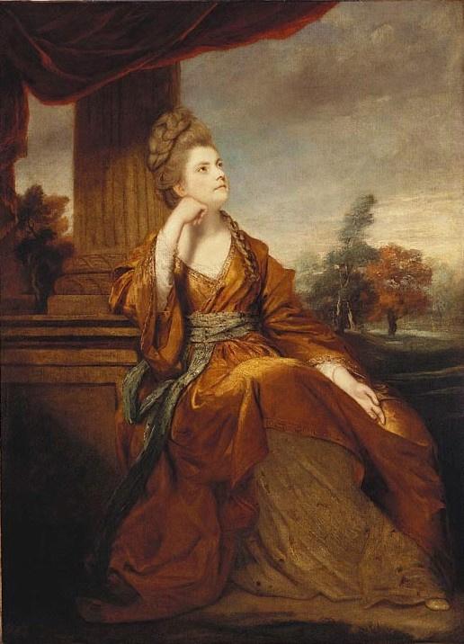Joshua Reynolds. Mary, Duchess of Gloucester