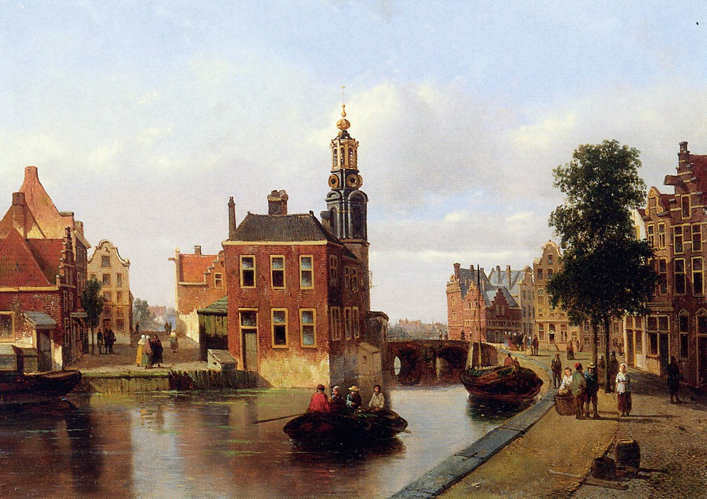 Jakobus Adrianus Vrolijk. Amsterdam