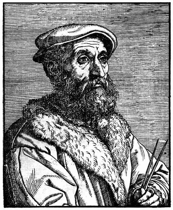 Джузеппе Порта Сальвиати. Портрет архитектора