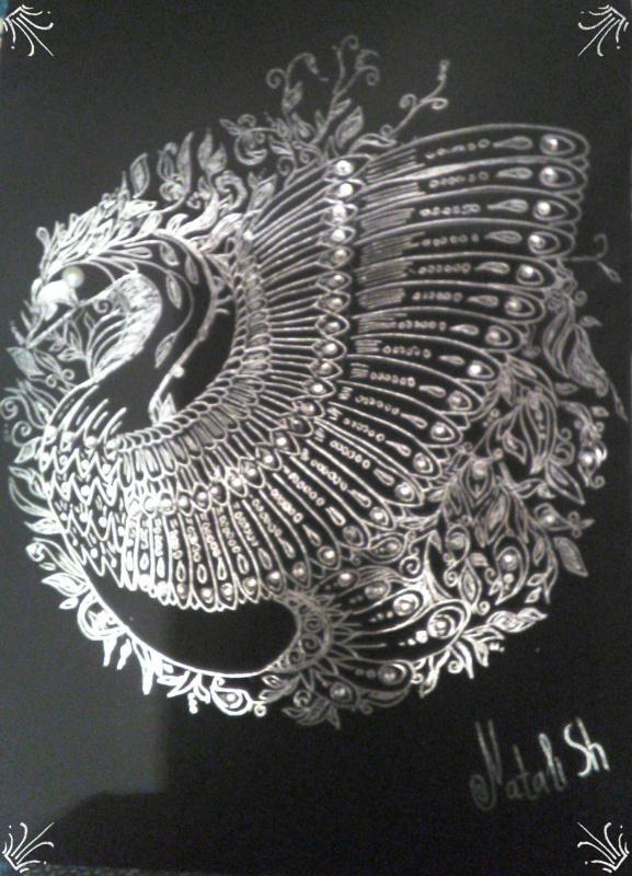 Natalie Shaposhnikova. Swan Love