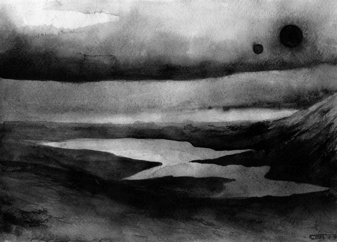 CEA 73. Black insolation Sketch