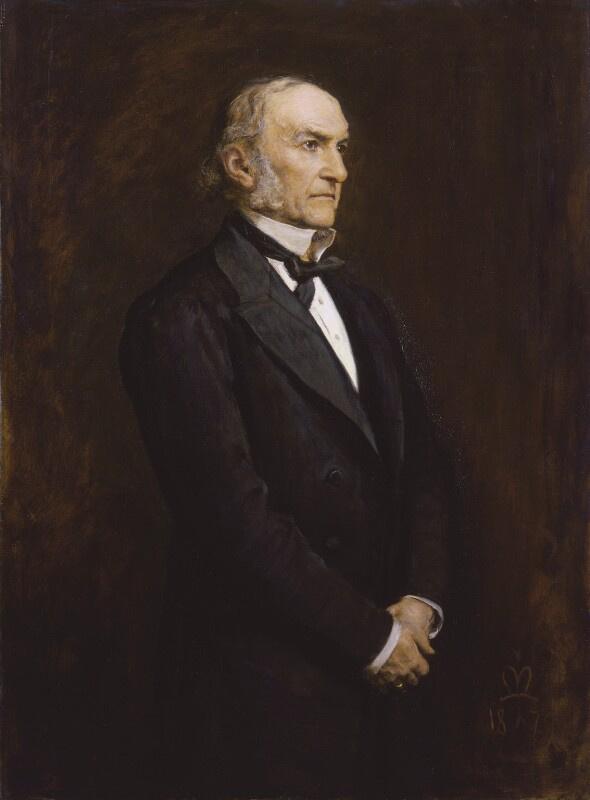 John Everett Millais. William Gladstone Ewart