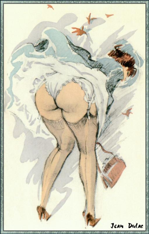 Жан Дюлака. Порыв ветра