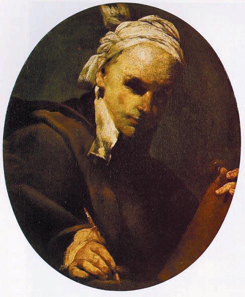 Джузеппе Мария Креспи. Портрет