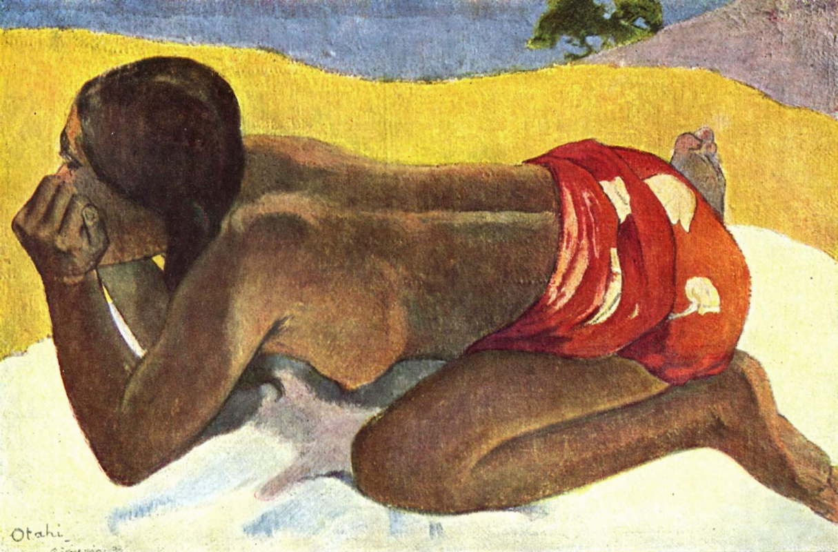 Paul Gauguin. Otachi