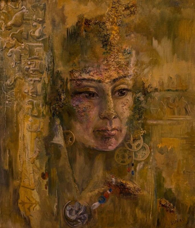 Сурай Мурадовна Акмурадова. Женщина из Маргуш