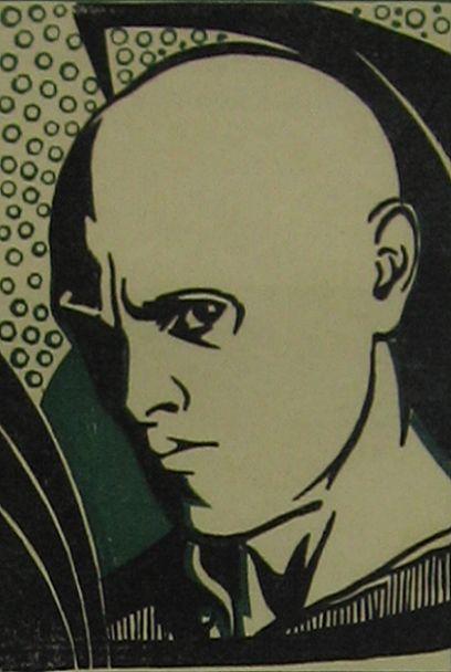 Mikhail Ivanovich the Beetle. Self-portrait