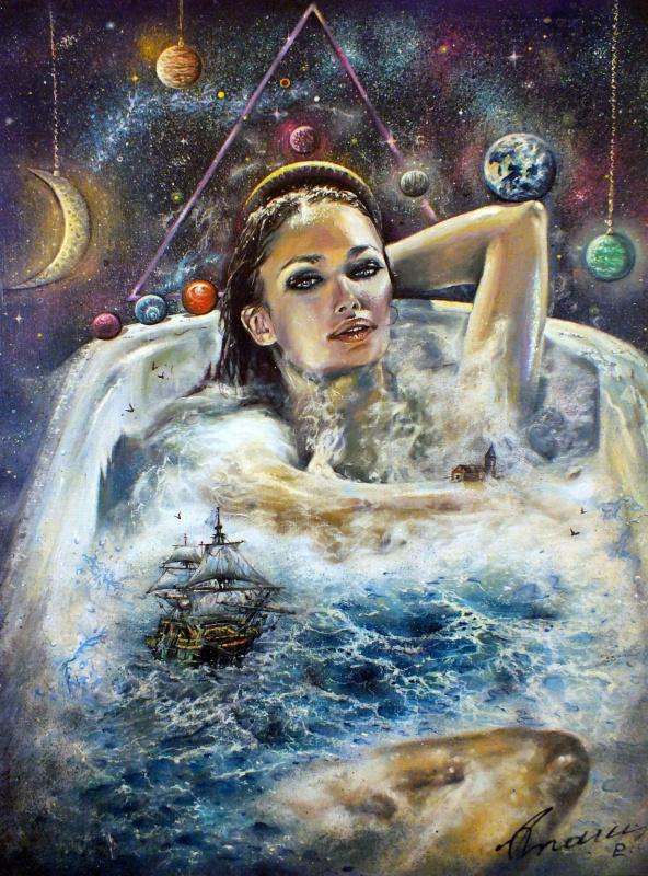 Юлия Амаги (Amagiras). Берега Вселенной