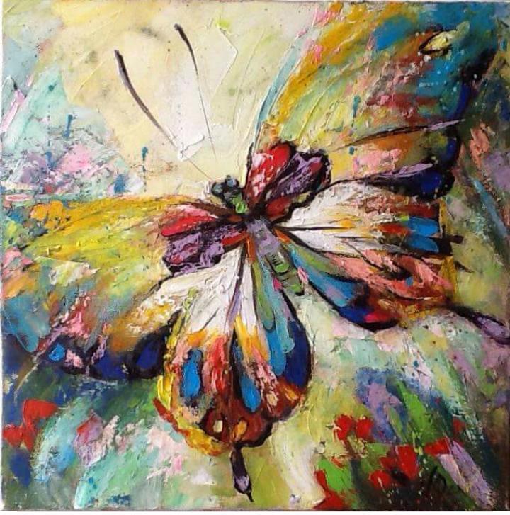 """Viktoriya. """"Butterfly"""""""