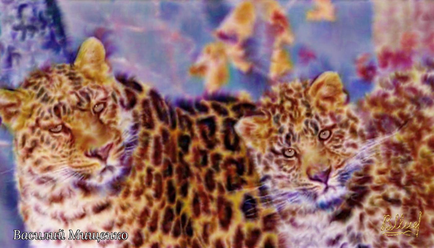 Vasiliy Mishchenko. Animals 018