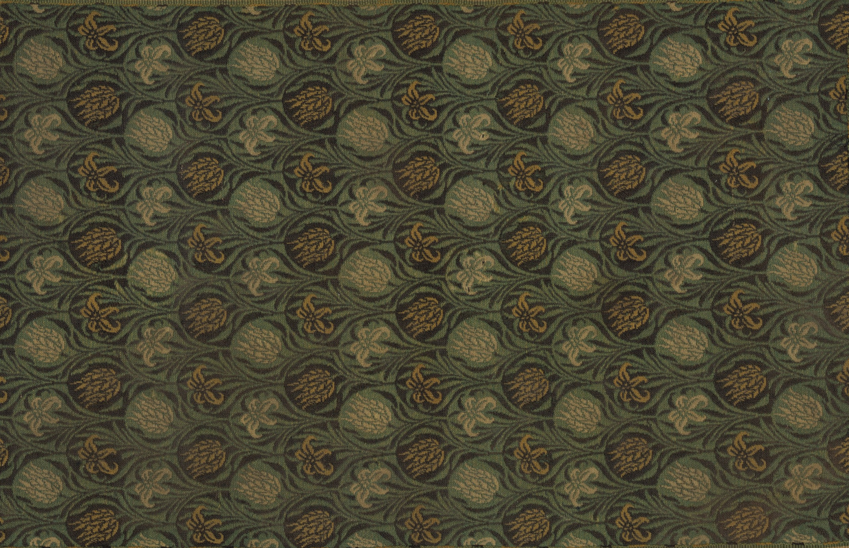 William Morris. Tulips and lilies