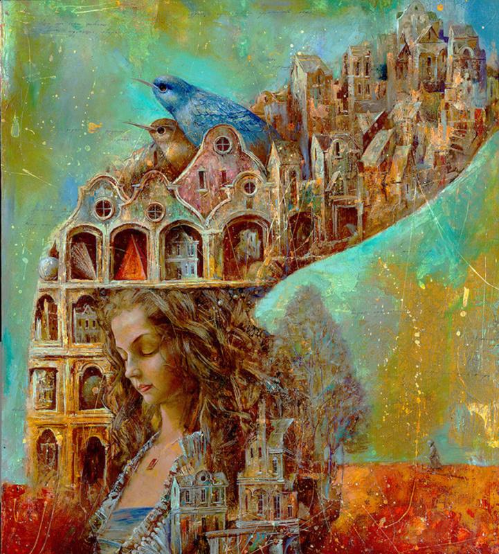 Sergey Nikolayevich Lukyanov. People like heavenly inner cities