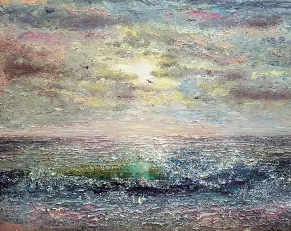 Алина Галкина. Sea magic