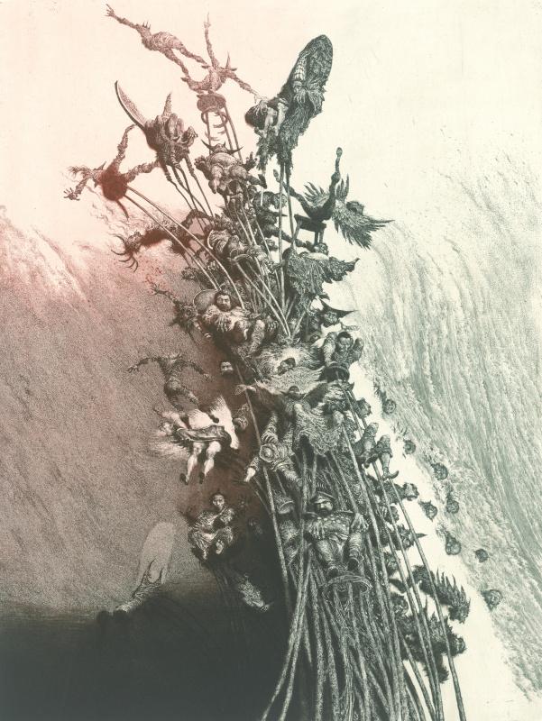 Альбин Бруновский. Лабиринт мира и рай сердца. Гордыня и падение