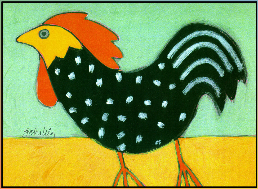 Gabriella Denton. Cock