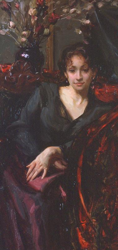 Daniel Gerhartz. Scarlet