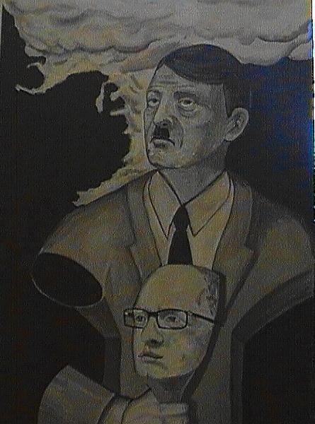 Sergey Zhukov. Portrait