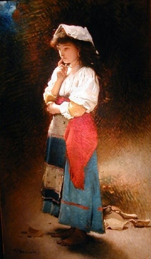Леон Жозеф Флорантен Бонна. Размышления
