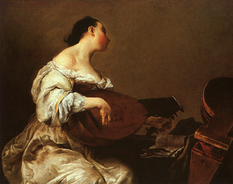 Giuseppe Maria Crespi. The music of the soul