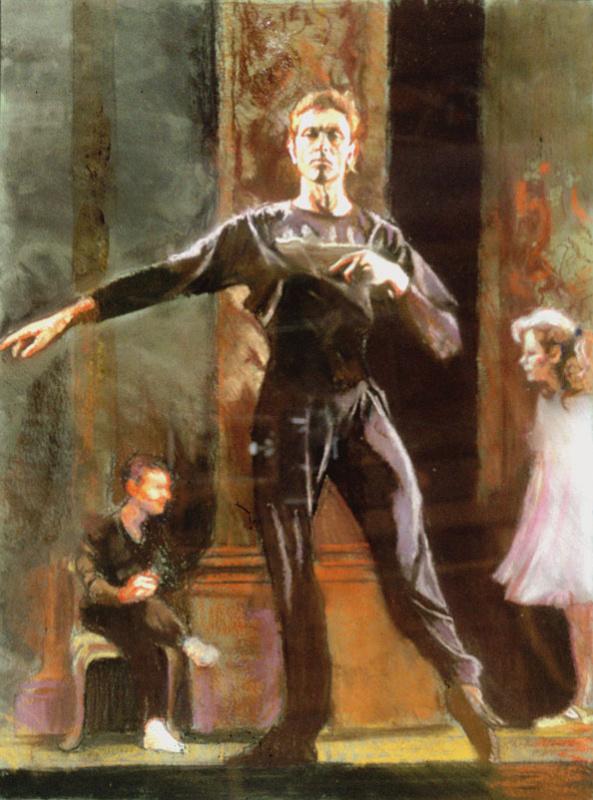 Рода Янов. Принц