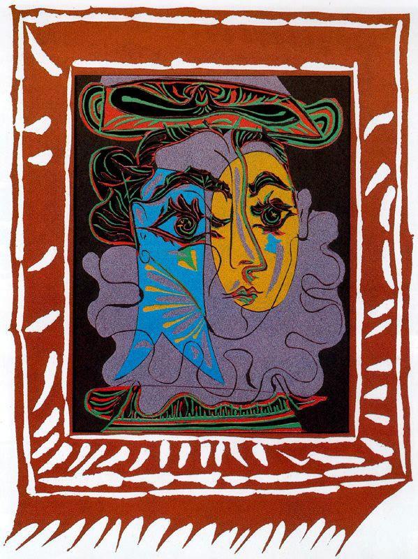 Пабло Пикассо. Портрет