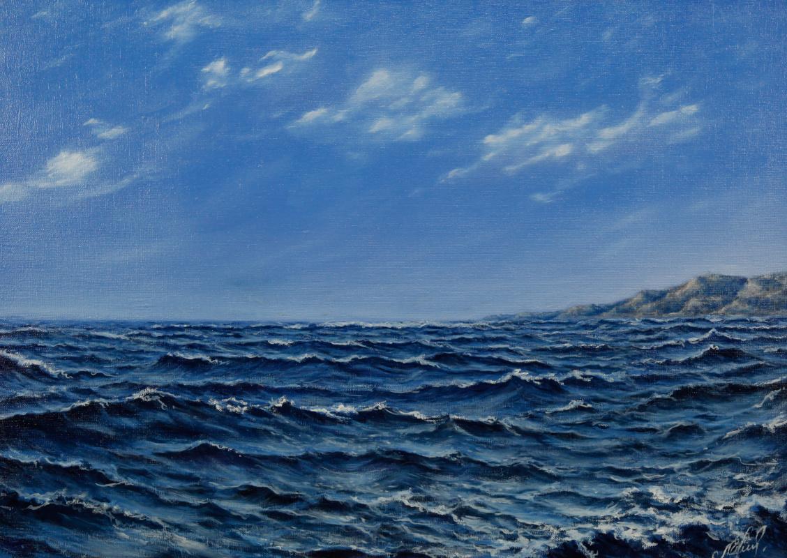 Valery Levchenko. No. 104 Sea