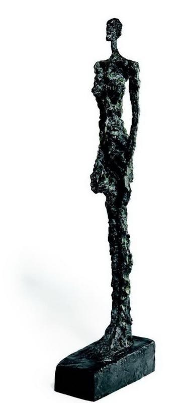 Альберто Джакометти. Венецианская женщина IV