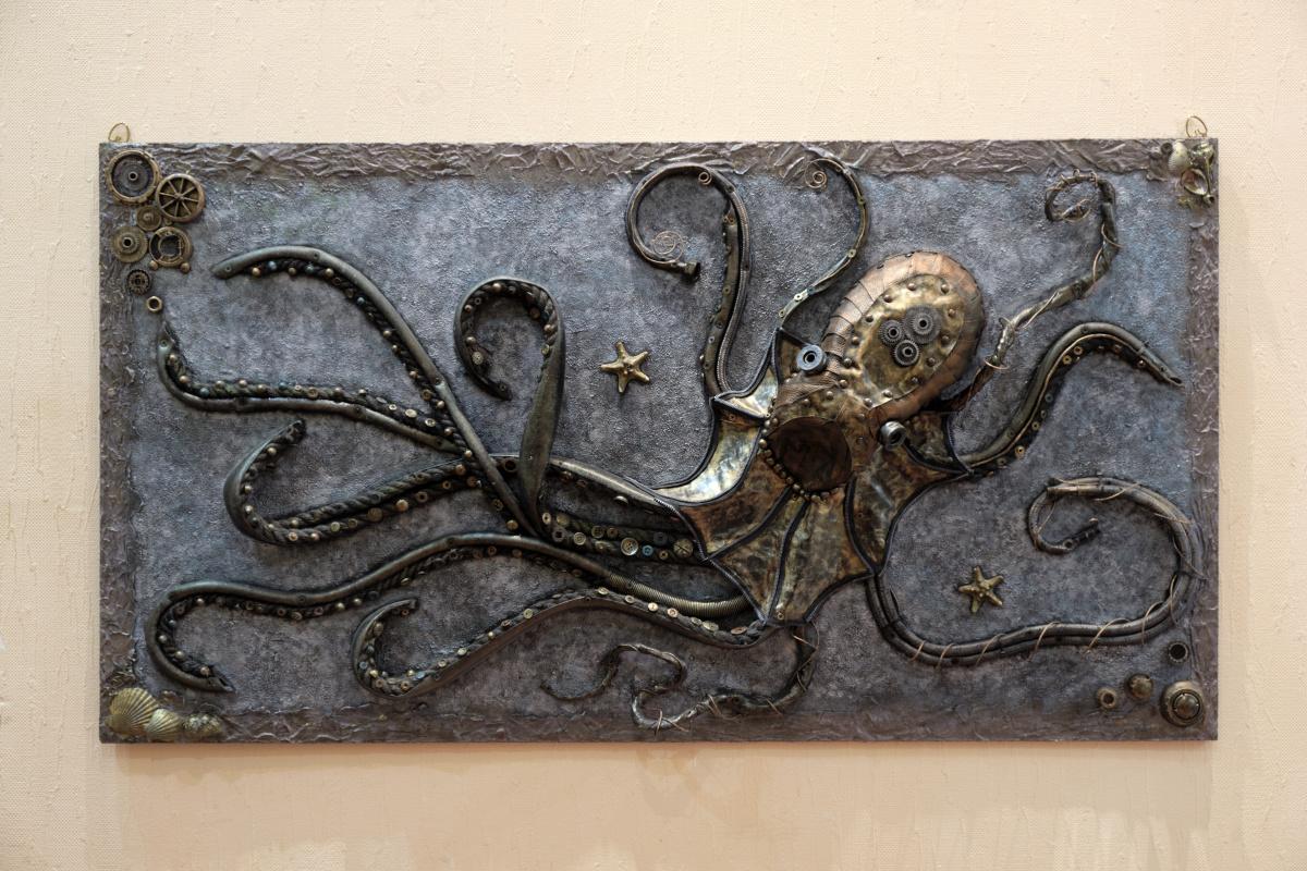Alina yanovna balandina. Kraken