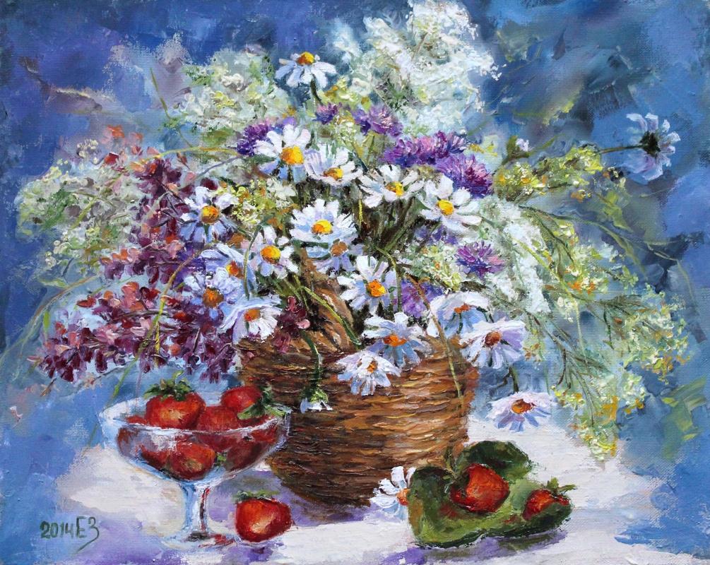 Elena Nikolaevna Zorina. Taste of summer