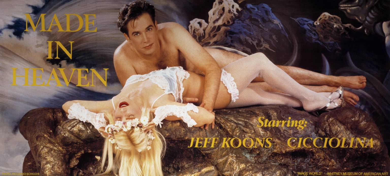 Jeff Koons. Made in heaven