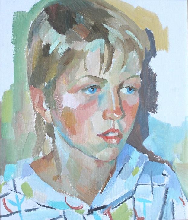Irina Valerievna Antonovskaya. Svyatoslav