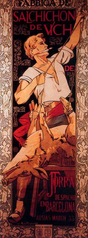 Александр де Рикье. Иллюстрация 31