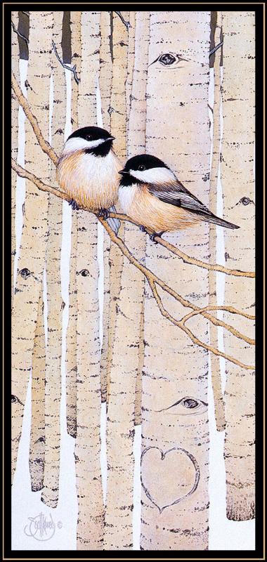 Скотт Кеннеди. Влюбленные птицы