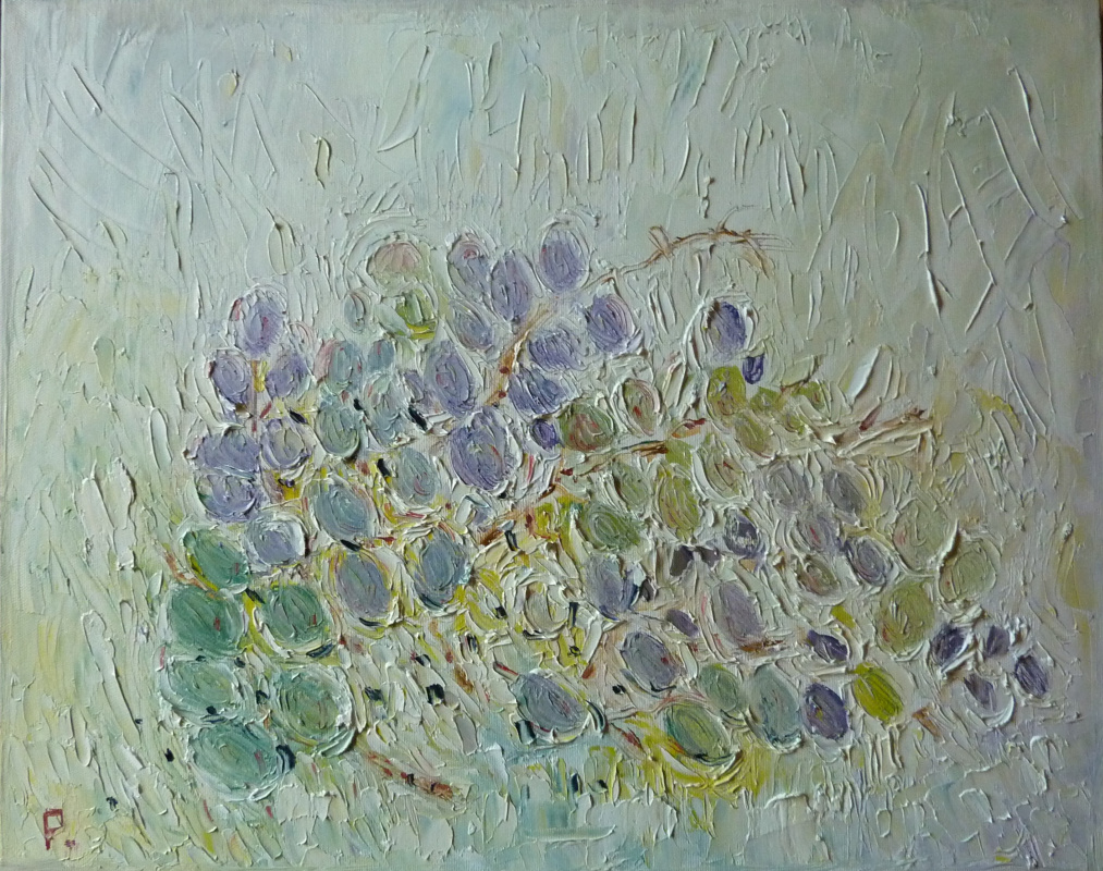 Svyatoslav Ryabkin. Grapes Grapes