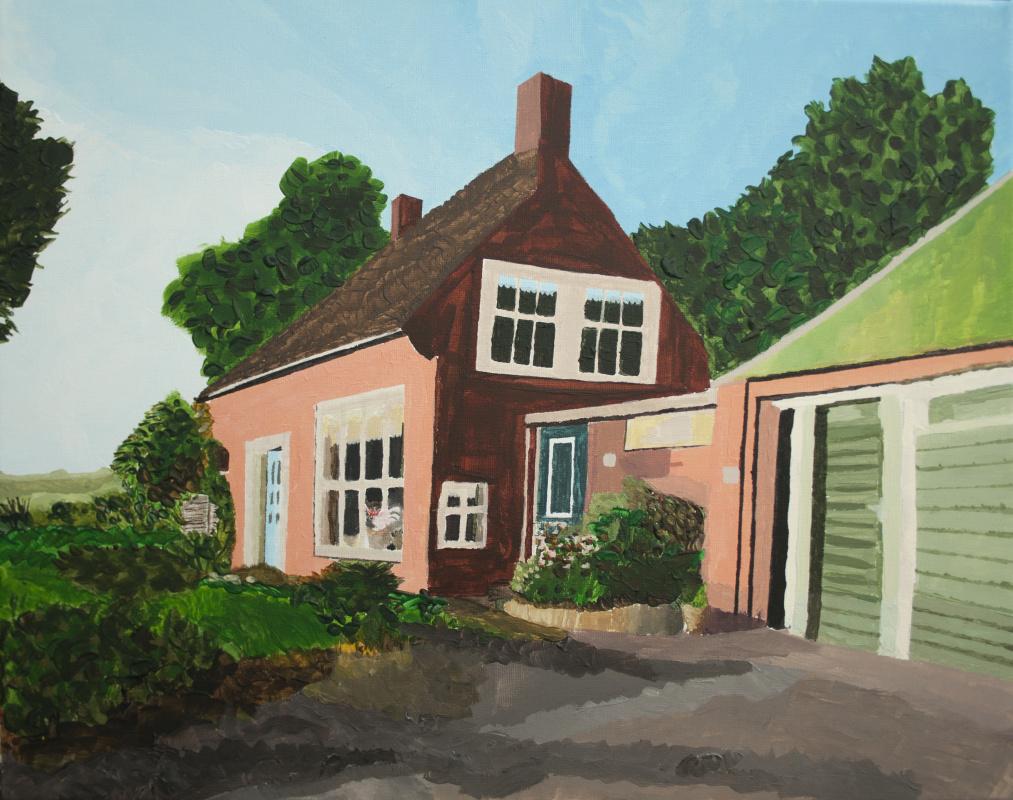 Gertjan Buijs. Farmhouse