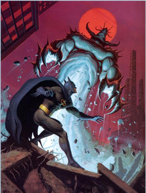 Цыгане Кукалис. Бэтмен