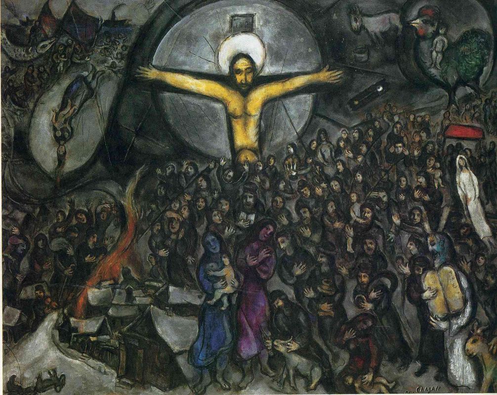 Marc Chagall. The outcome