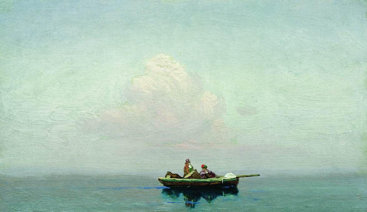 Arkhip Kuindzhi. Cloud