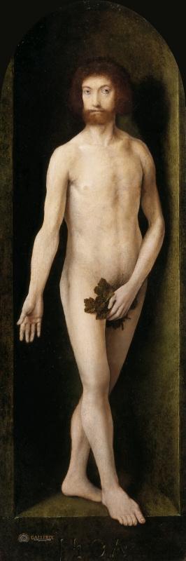 Йос ван Клеве. Адам.  1507
