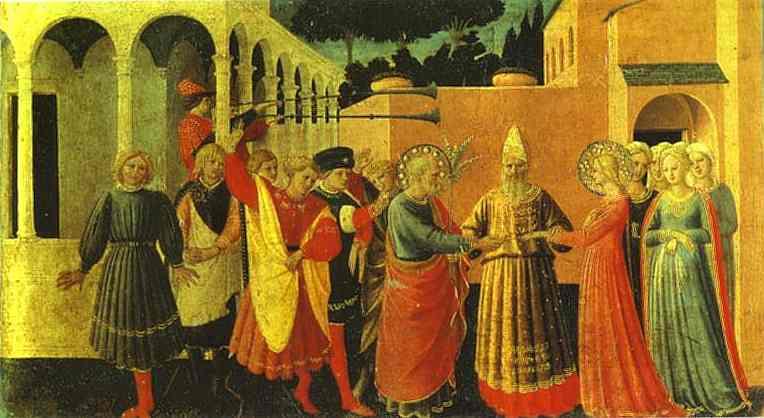 Albrecht Altdorfer. Saints