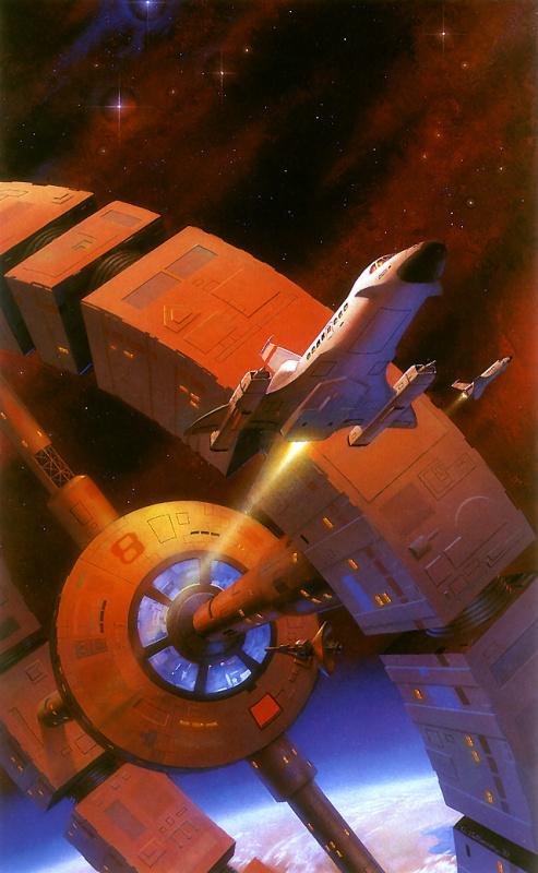 Алан Гутьеррес. Космос 9
