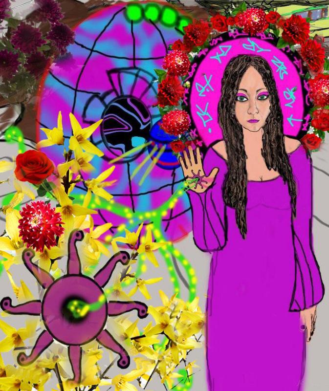 """Александр Татарников, DiezelSun, Diezel Sun. Духовное творчество. Уфолизм. """"Две основы/ сути в человеке – земная и инопланетная"""" 699875"""