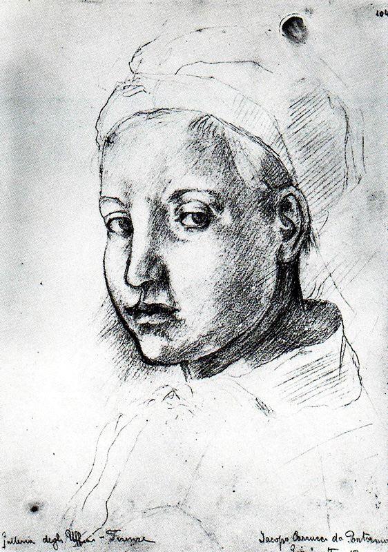 Умберто Боччони. Сюжет 38